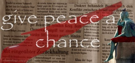 0127 27.07.14 give peace a chance, dieser Sommer hat es in sich
