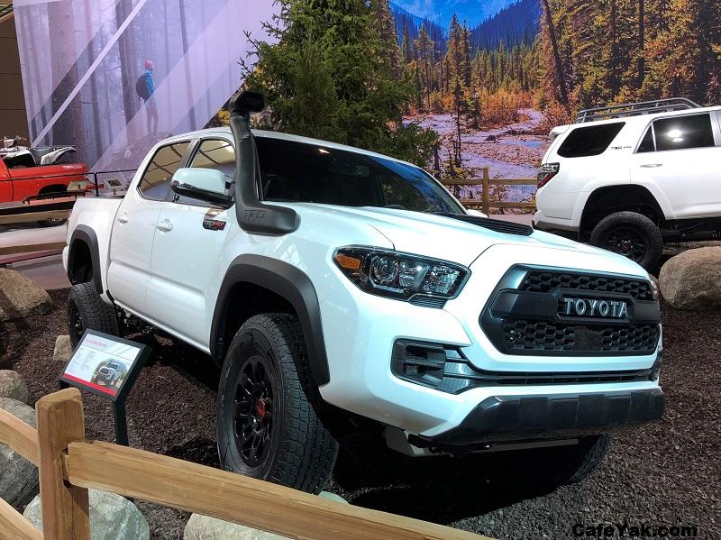 2019 Toyota Tacoma TRD Pro 1