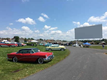 Buick nationals at NB Allentown complex