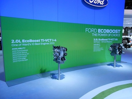 Ford's EcoBoost Engines