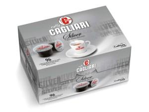 Cagliari Silver coffee