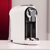 Кафе машина Carina White за капсули на топ цена