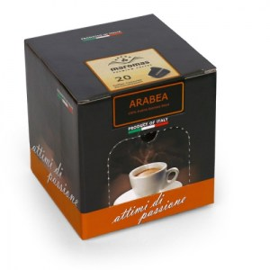 Кафе капсули на супер цена от Каляри кафе.