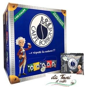 Caffe Borbone E.S.E. Pads 150 Portionen Miscela Blu