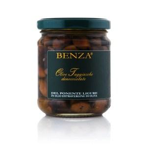 Olive Taggiasche denocciolate Benza 180 g