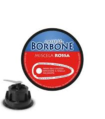 Caffè Borbone Dolce Gusto 90 Kapseln Miscela Rossa kompatibel Nescafè