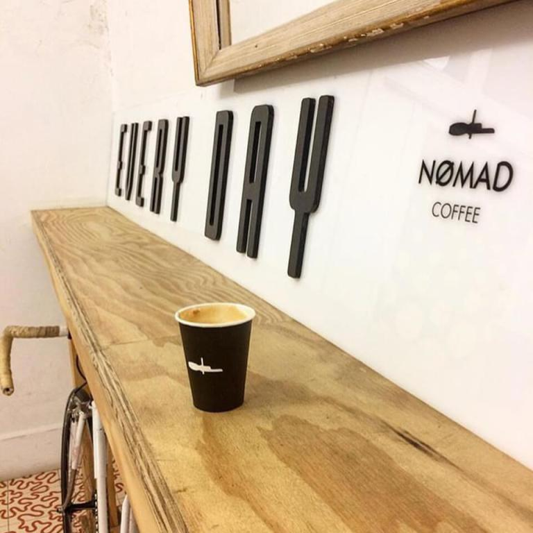 NOMAD咖啡廳