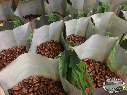 CAMANO ISLAND COFFEE 莊園咖啡豆