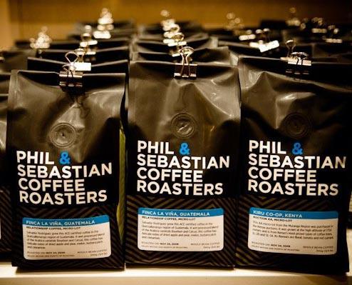 關於 PHIL & SEBASTIAN 莊園咖啡豆