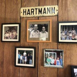 哈特曼家族照片
