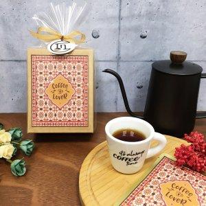 咖啡癮_藝術花磚濾掛咖啡_B款