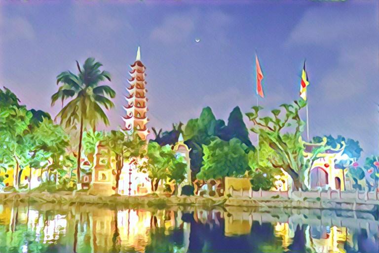 Initial Impressions of Hanoi, Vietnam's Intriguing Capital