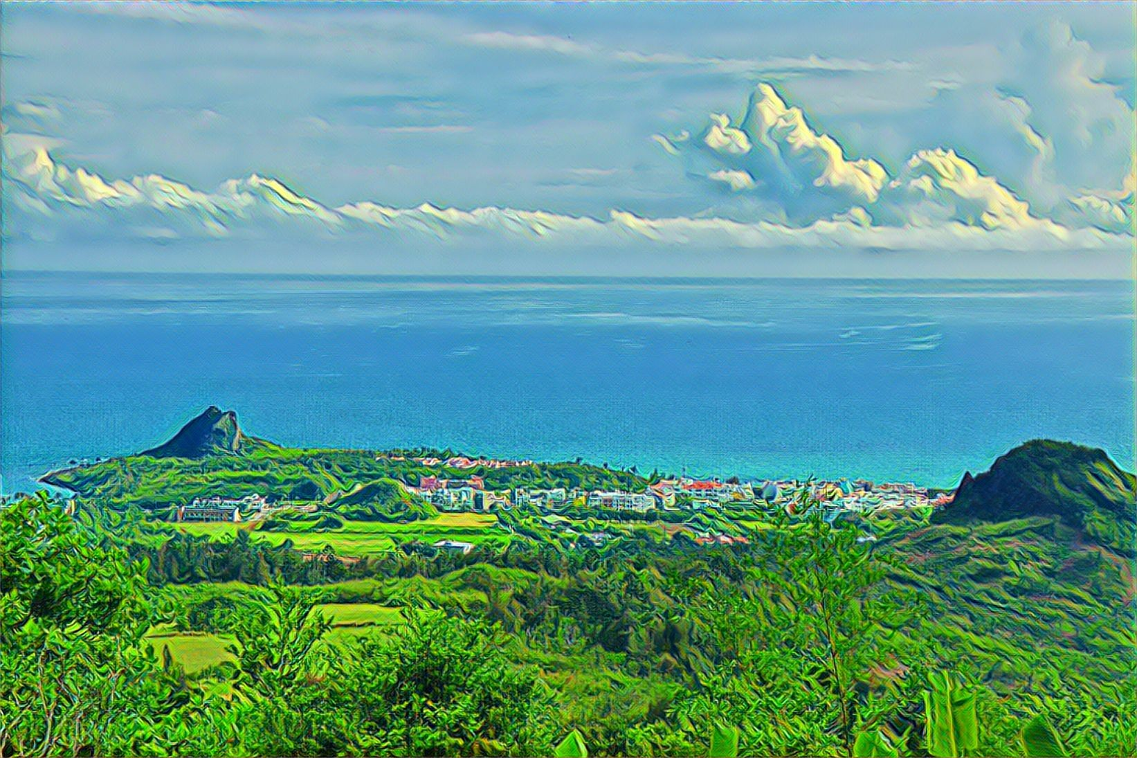 Kenting National Park, Taiwan's Blue and Green Paradise