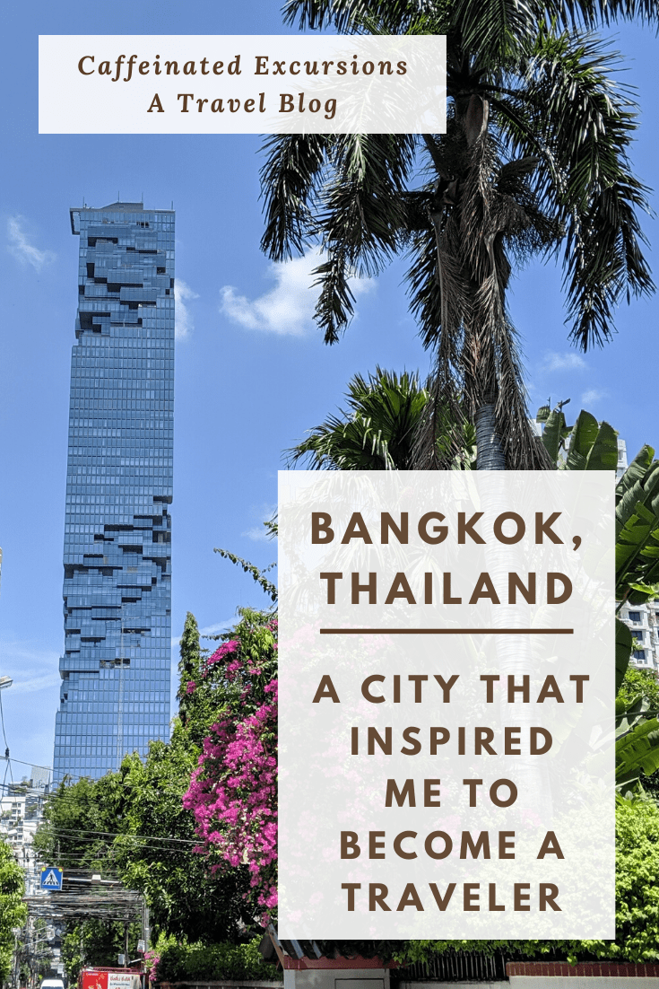 Bangkok was the first city I visited in Southeast Asia, and it was one of my original inspirations to travel the world! Learn more about how you can see the world's most visited city in my newest blog post! #bangkok #visitthailand #visitbangkok #bkk #thailand #bangkoktravelguide #bangkokitinerary #travelbangkok #weekendinbangkok #thailandtravelguide #thingstodoinbangkok #bangkokweekendguide #thaifood #thaitemple #grandpalace #grandpalacebangkok #travelsoutheastasia #seasia