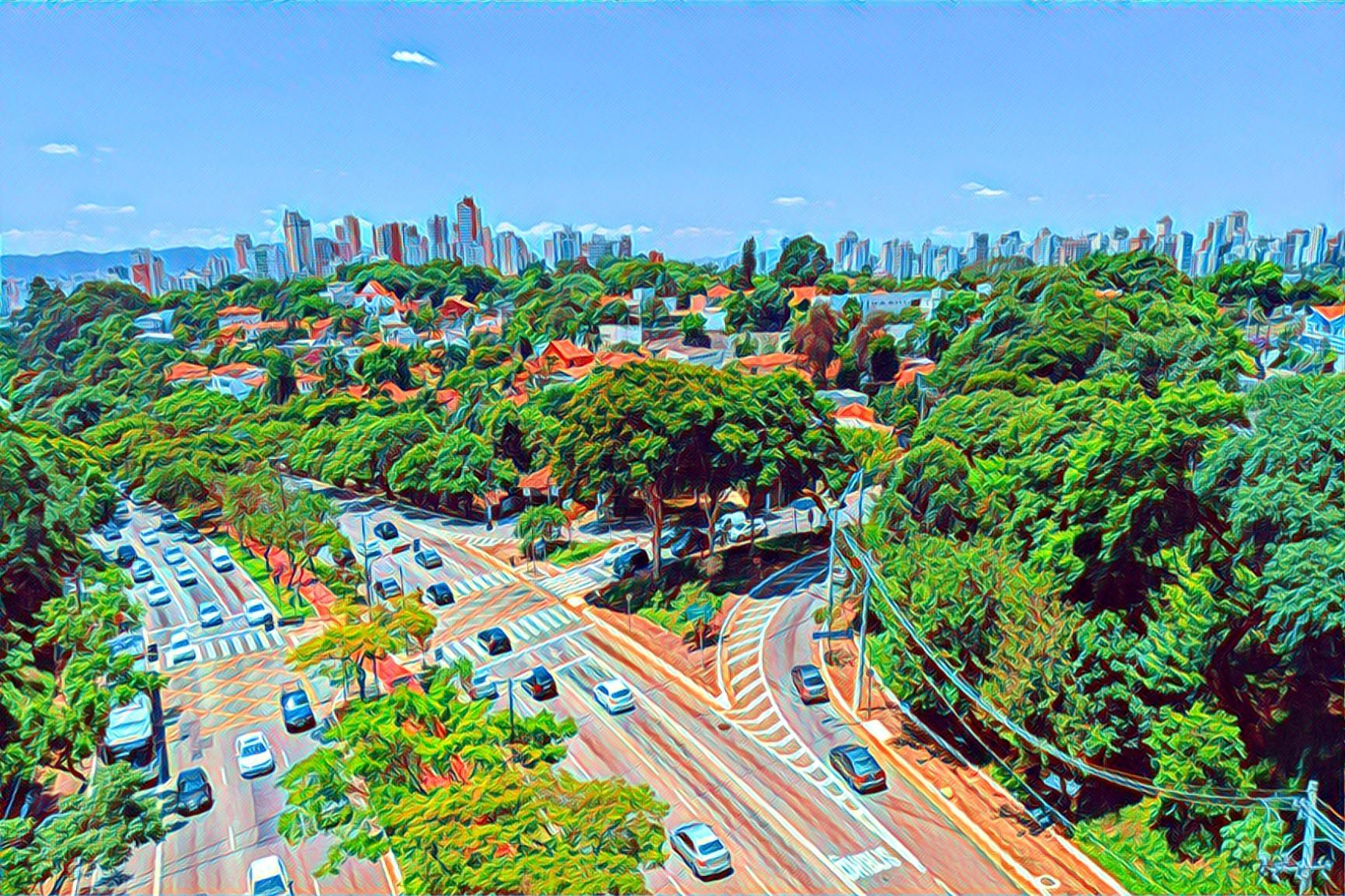 Initial Impressions of São Paulo, Brazil