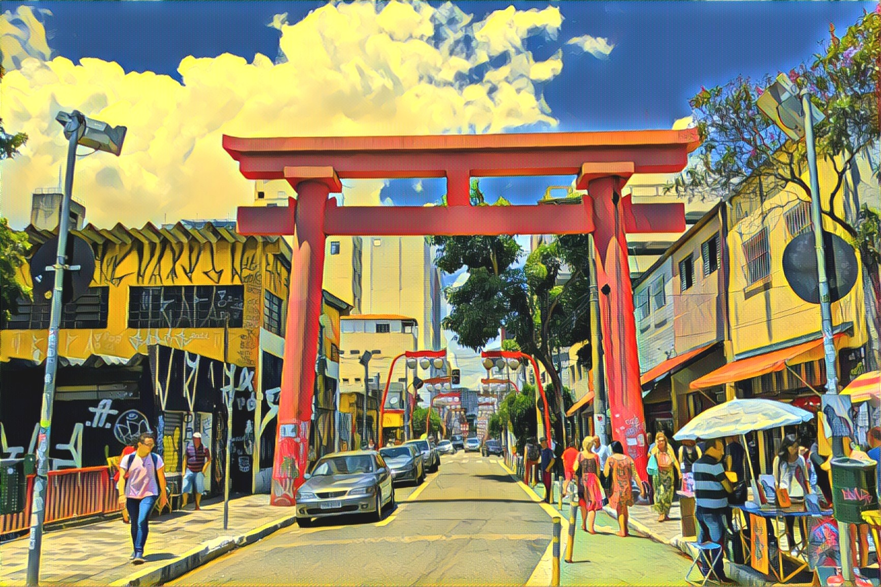 Read more about the article Everything You Need To Know About Liberdade, São Paulo's Bustling Japantown