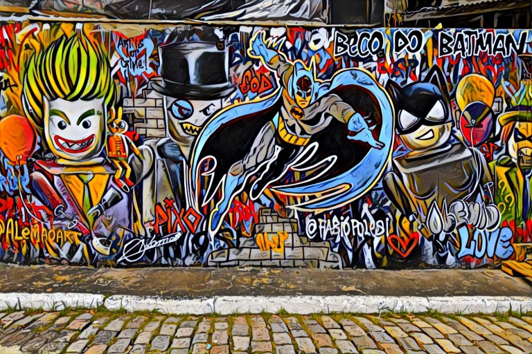 Read more about the article Tips For Visiting Vila Madalena, Home Of São Paulo's 'Batman Alley'