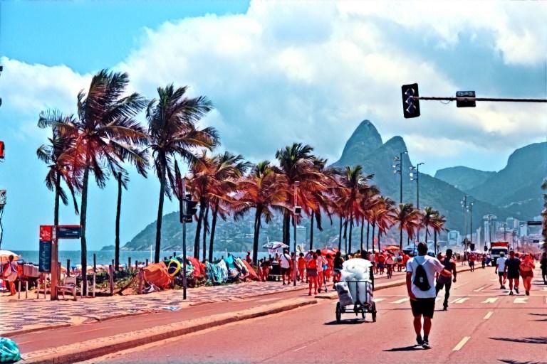 Initial Impressions of Rio de Janeiro, Brazil