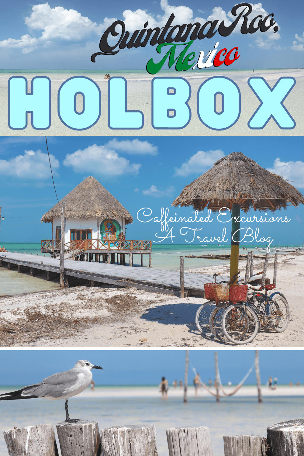 Check out this blog post to learn all about one of my favorite beaches in Mexico, and one that can still be considered a hidden gem! #holbox #islaholbox #playaholbox #holboxisland #islandholbox #holboxbeach #beachholbox #visitholbox #holboxmexico #mexicoholbox #quintanaroo #holboxquintanaroo #quintanarooholbox #beachesmexico #mexicobeaches #bestbeachesmexico #mexicobestbeaches #hiddengemsmexico #mexicohiddengems #visitmexico #bestofmexico #visitquintanaroo #travelblog #travelblogger