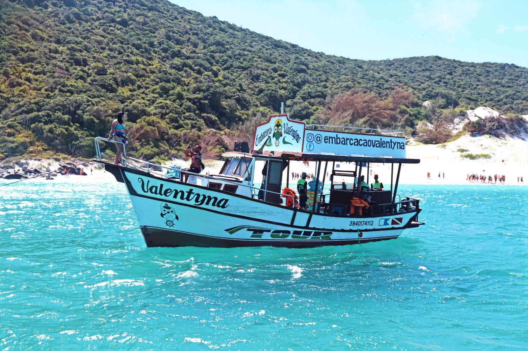 Tortuga Tur & Saveiro Don Juan Tour Reviews (Arraial do Cabo, RJ, Brazil)