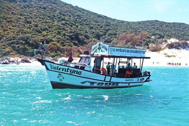 Tortuga Tur & Saveiro Don Juan Tour Reviews (Arraial do Cabo, RJ, Brazil)