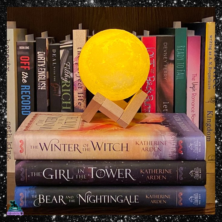 Picture of The Bear and the Nightingale, The Girl in the Tower, The Winter of the Witch.