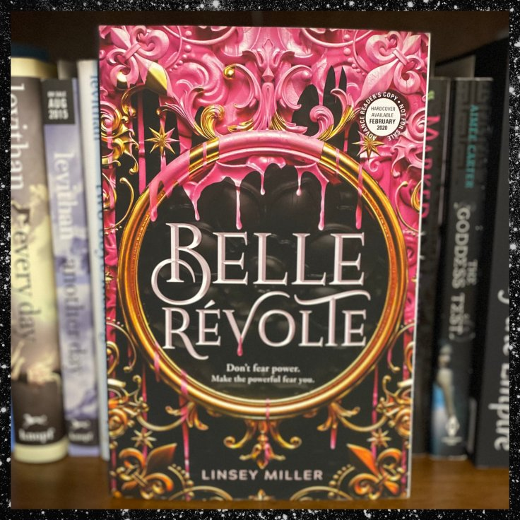 Picture of the book, Belle Révolte
