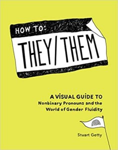 Cover of They/Them by Stuart Getty