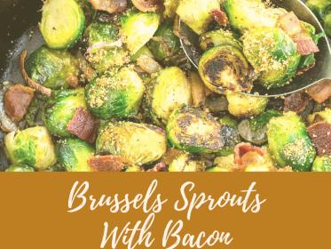 Cruciferous vegetables - Brussels sprout