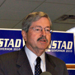 "Iowa Farm Bureau Names Branstad a ""Friend of Agriculture"""