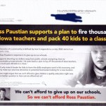Iowa Voters Please Send Me Iowa Democratic Party Campaign Smear Mailers