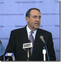 Mike Huckabee Press Conference