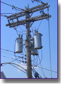 Another Unsightly Telephone Poll