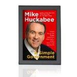 Mike Huckabee Announces Book Tour Stops: Iowa, South Carolina, and More