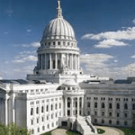 Wisconsin Senate Democrats Flee to Stop Vote to End Public Employee Collective Bargaining