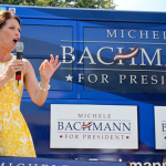 Oh No, Michele Bachmann Gets Headaches! (Update: Congressman King Said It Doesn't Impact Her Job)