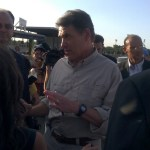 Rick Perry, Ron Paul and Thad McCotter Appeal to Polk County Republicans in Des Moines