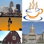 Introducing Iowa Grounds and Caffeinated Carolina