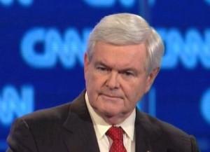 Gingrich rebukes CNN's John King