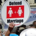 Uniting People Around Defending Marriage is Bad, Causing Division by Changing Marriage Definition is Good