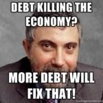 Krugman Is Wrong Again: Slash Spending Now!