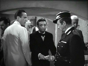 Casino Scene From Movie Casablanca