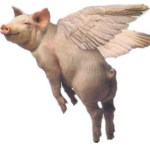 Pigs Are Flying: The Des Moines Register Endorses Mitt Romney