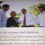 Christie Vilsack's Recent Campaign Flubs