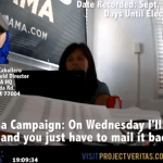 Video: Organizing for America Enables Potential Voter Fraud