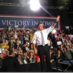 "Mitt Romney in Des Moines: ""I'll take responsibility for the office"""