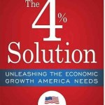 The 4% Solution to Economic Growth