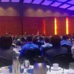 Ravi Zacharias Speaks to Record Numbers at Iowa Prayer Breakfast