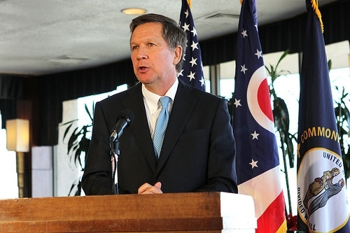 Governor John Kasich (R-OH)