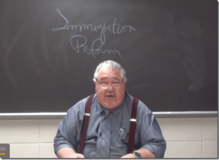 Sam Clovis Immigration Reform